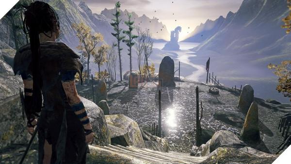 Hellblade: Senua's Sacrificeđược tăng cường khi chơi trên PS4 Pro