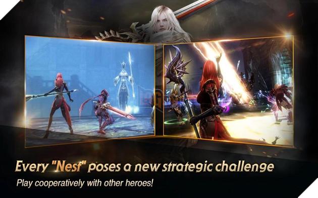 Dragon Nest 2 Legend ra mắt bản thử nghiệm tiếng Anh trên iOS và mobile 4