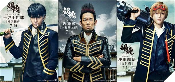 """""""Gintama"""" - Tuyệt đỉnh """"bựa phẩm"""" Nhật Bản chỉ dành cho fan 5"""