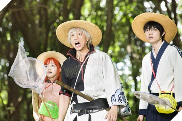 """""""Gintama"""" - Tuyệt đỉnh """"bựa phẩm"""" Nhật Bản chỉ dành cho fan 4"""