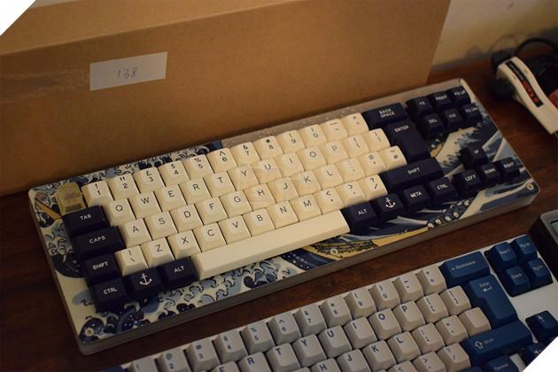 Tổng hợp các bàn phím cơ custom độc lạ từ xứ sở sương mù  2