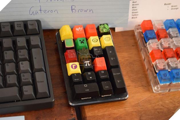 Tổng hợp các bàn phím cơ custom độc lạ từ xứ sở sương mù  5