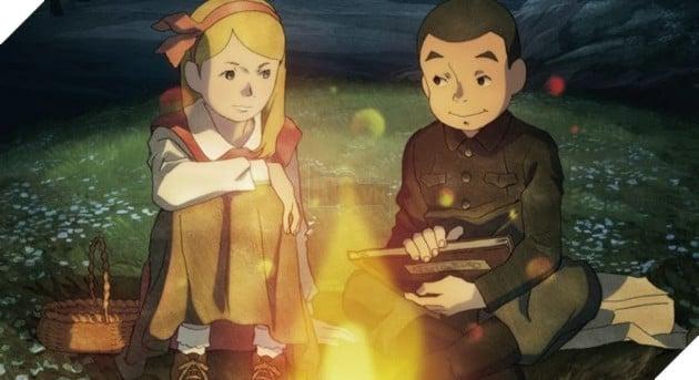 Những bộ phim hoạt hình Nhật hay nhất về Thế chiến II 3