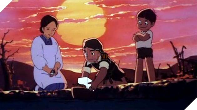 Những bộ phim hoạt hình Nhật hay nhất về Thế chiến II 5