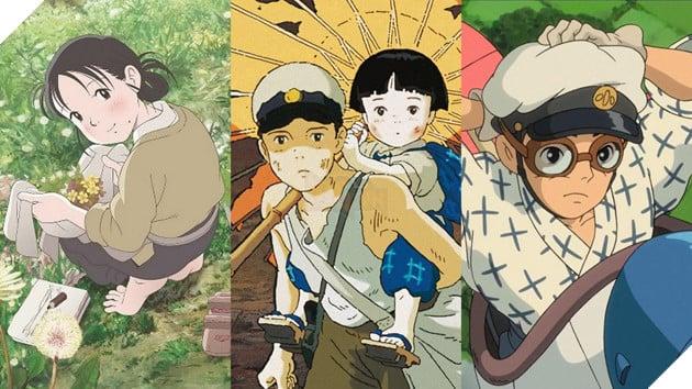 Những bộ phim hoạt hình Nhật hay nhất về Thế chiến II