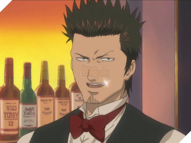 Bất ngờ khi Shinpachi không lọt top 10 nam nhân được yêu thích nhất trong Gintama