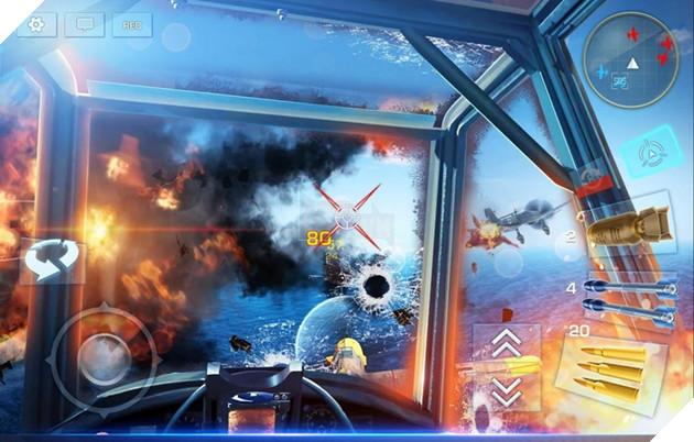 War Wings: Game bắn máy bay cổ điển của Tencent chính thức xuất hiện 3
