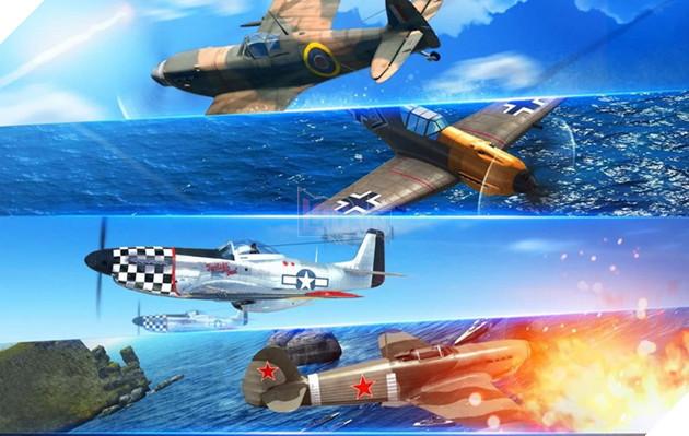 War Wings: Game bắn máy bay cổ điển của Tencent chính thức xuất hiện 2