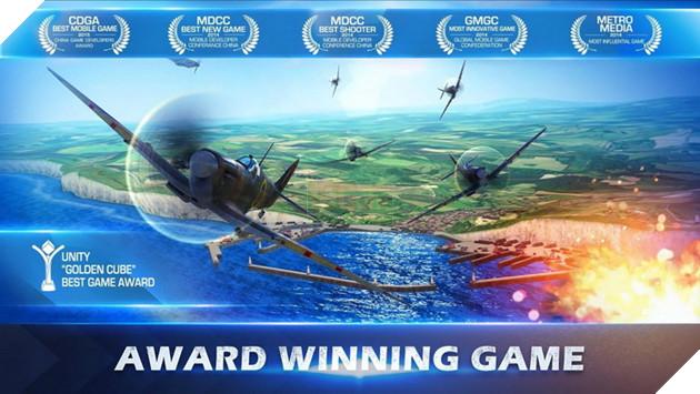 War Wings: Game bắn máy bay cổ điển của Tencent chính thức xuất hiện 4