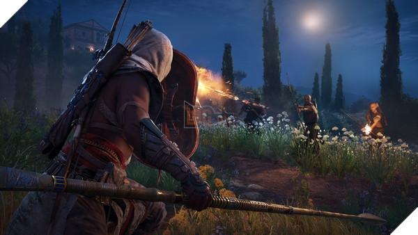 Những vũ khí trongAssassin's Creed: Originssẽ kết hợp với các đòn đánh khác nhau
