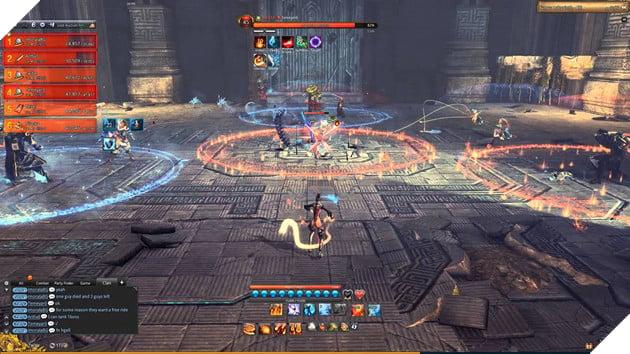 BnS: Hướng dẫn cơ chế phụ bản Mê Cung Naryu Naryu Labyrinth  6
