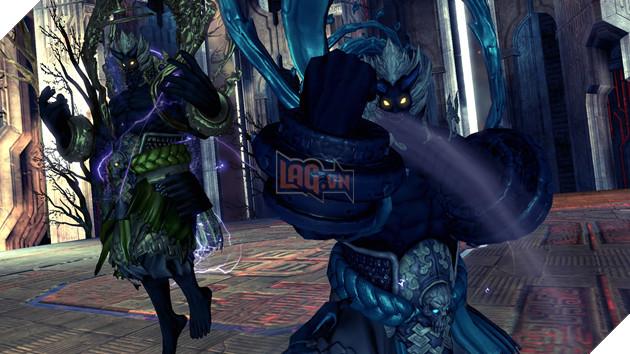 BnS: Hướng dẫn cơ chế phụ bản Mê Cung Naryu Naryu Labyrinth  2