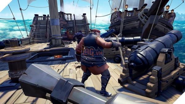 Sea of Thievessẽ hỗ trợ chơi chéo giữaPCvàXbox One