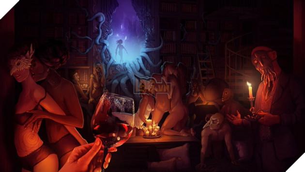 Lust for Darkness: Game kinh dị 18+ gây quỹ Kickstarter vượt chỉ tiêu 2