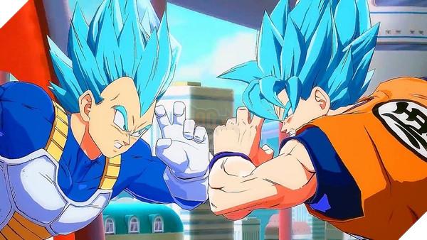 """Cùng chào đón bộ đôi huyền thoại """"hóa xanh"""" trongDragon Ball FighterZsẽ ra mắt vào tháng 2"""