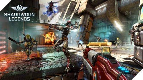 Cha đẻ Dead Trigger tung game mobile mới, cho phép 100 người chiến đấu cùng lúc