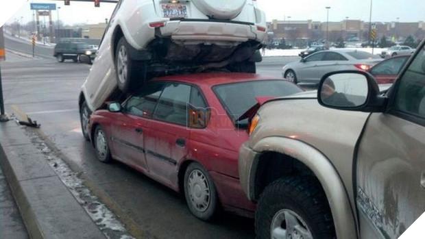 16 tai nạn đỉnh cao chỉ có thể là của hội mới học lái ô tô - Ảnh 19.