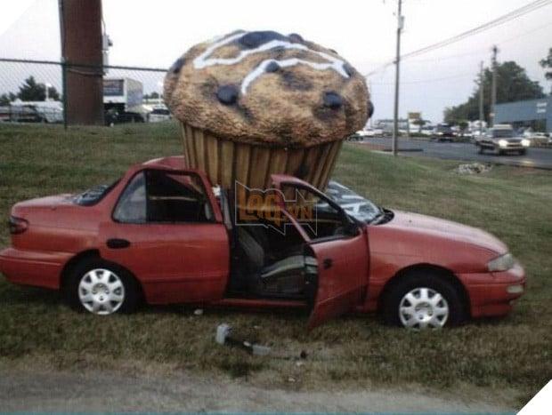 16 tai nạn đỉnh cao chỉ có thể là của hội mới học lái ô tô - Ảnh 11.