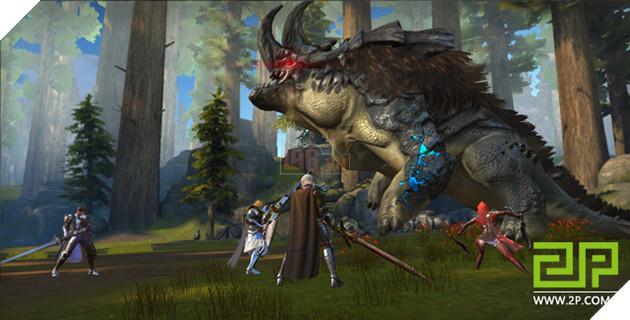 Soul of Hunter - Game săn quái vật 3D tuyệt đẹp lấy cảm hứng từ Monter Hunter