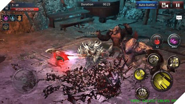Shadow Blood - Siêu phẩm chặt chém kiểu Diablo beta ngày 01/09, hỗ trợ cả tiếng Việt
