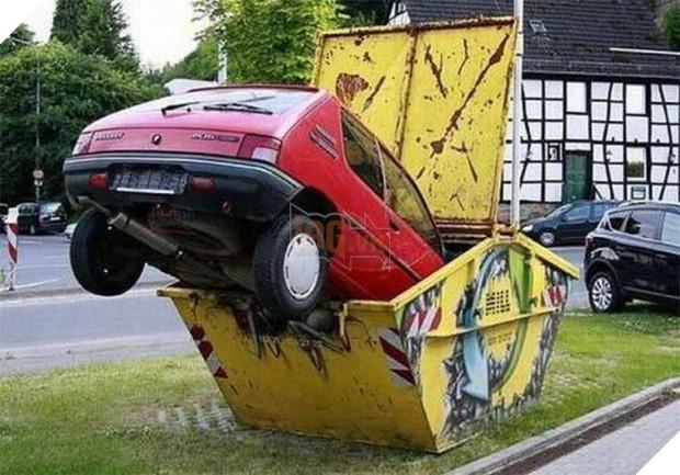 16 tai nạn đỉnh cao chỉ có thể là của hội mới học lái ô tô - Ảnh 3.