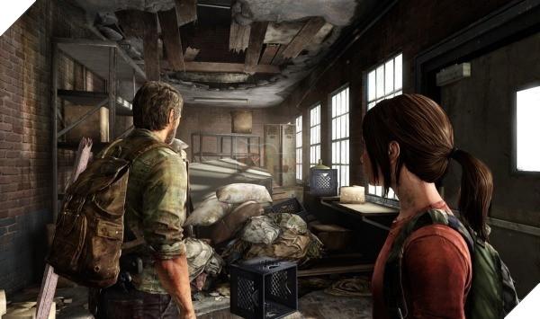 The Last of Us: Part 2vẫn đang trong giai đoạn phát triển