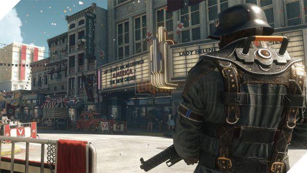 Với những bom tấn như Wolfenstein 2: The New Colossus, game thủ không thiếu game của Bethesda