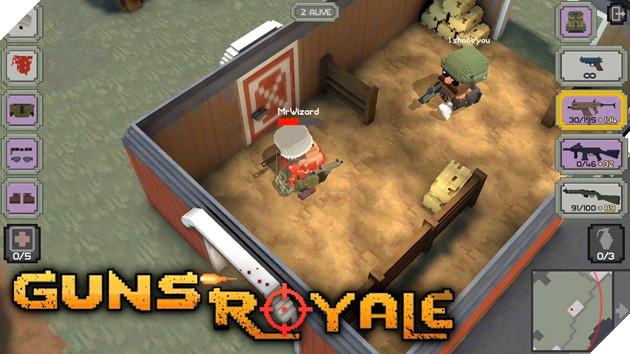 Try hard Battlegrounds trên PC làm gì nữa, trên mobile vừa có 1 game cực fun mà giống y hệt PUBG