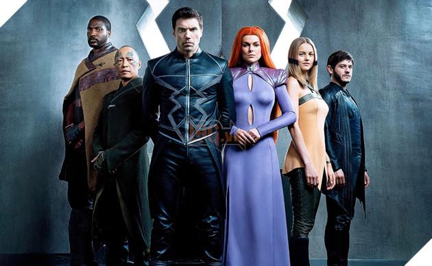 Các Siêu dị nhân Inhumans là ai?