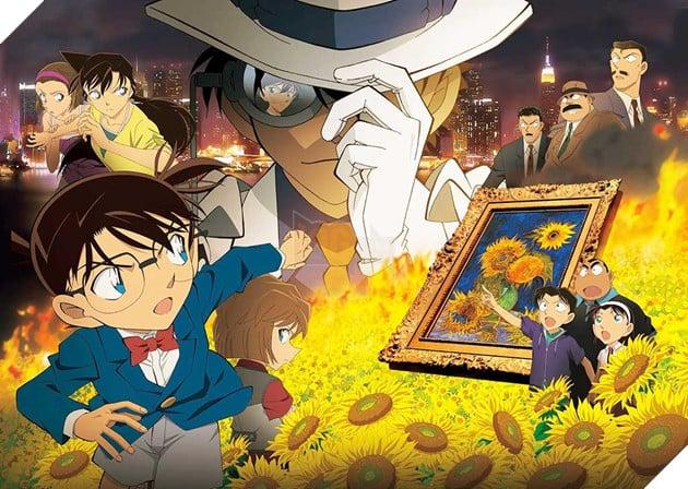 Top 10 movie Thám Tử Lừng Danh Conan đáng xem nhất 3