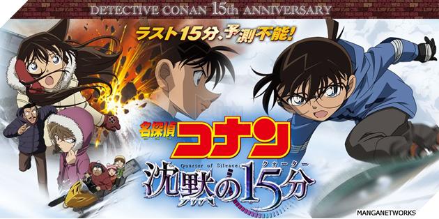 Top 10 movie Thám Tử Lừng Danh Conan đáng xem nhất 6