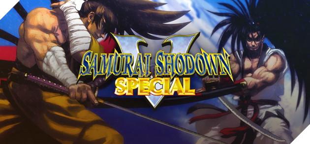 Samurai Shodown V Special hồi sinh trở lại với phiên bản PS4 và PSVita