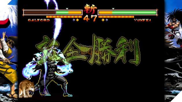 Samurai Shodown V Special hồi sinh trở lại với phiên bản PS4 và PSVita 2