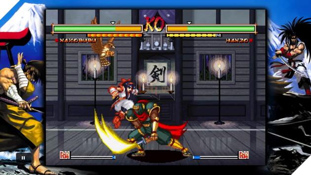 Samurai Shodown V Special hồi sinh trở lại với phiên bản PS4 và PSVita 4