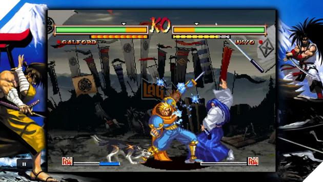 Samurai Shodown V Special hồi sinh trở lại với phiên bản PS4 và PSVita 5