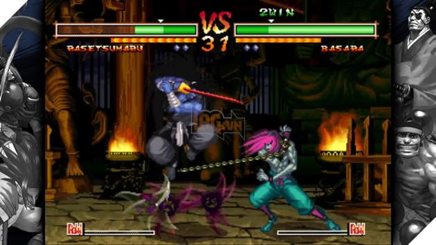 Samurai Shodown V Special hồi sinh trở lại với phiên bản PS4 và PSVita 6