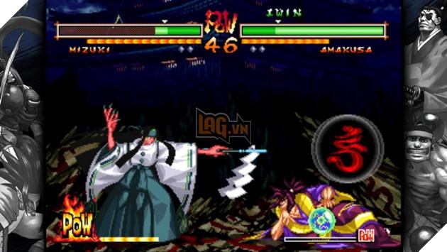 Samurai Shodown V Special hồi sinh trở lại với phiên bản PS4 và PSVita 7