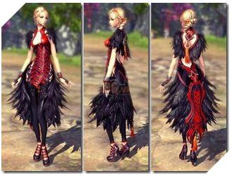 BnS: Tổng hợp các trang phục đẹp dễ kiếm trong phụ bản hằng ngày 37