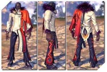 BnS: Tổng hợp các trang phục đẹp dễ kiếm trong phụ bản hằng ngày 49