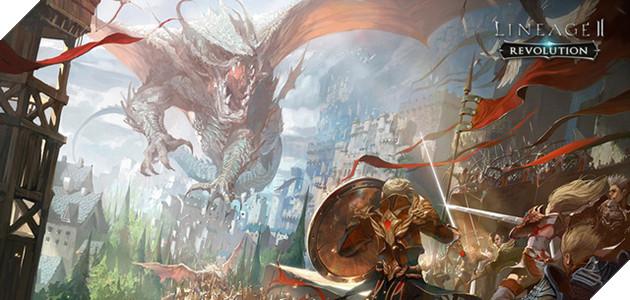 Lineage 2: Revolution mở đăng ký phiên bản toàn cầu, game thủ Việt có thể tham gia ngay