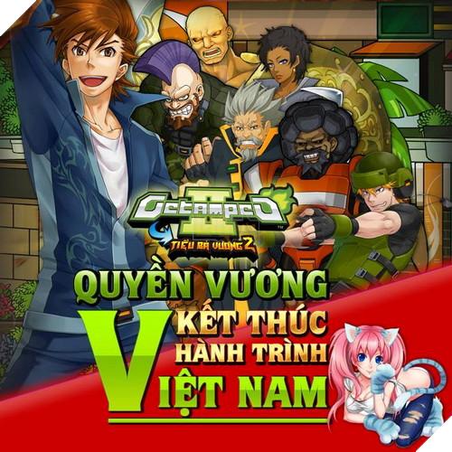 Quyền Vương Getamped 2 chào tạm biệt game thủ Việt sau 8 năm gắn bó