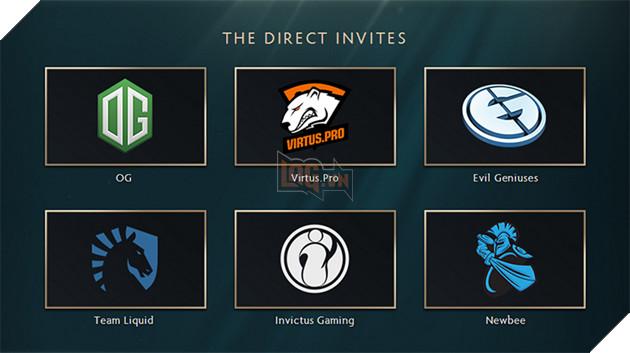 Valve công bố vé mời trực tiếp TI7: Không có bất ngờ
