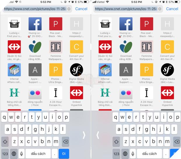 10 thay đổi đáng chú ý nhất của iOS 11 mà bạn cần biết ngay - Ảnh 5.