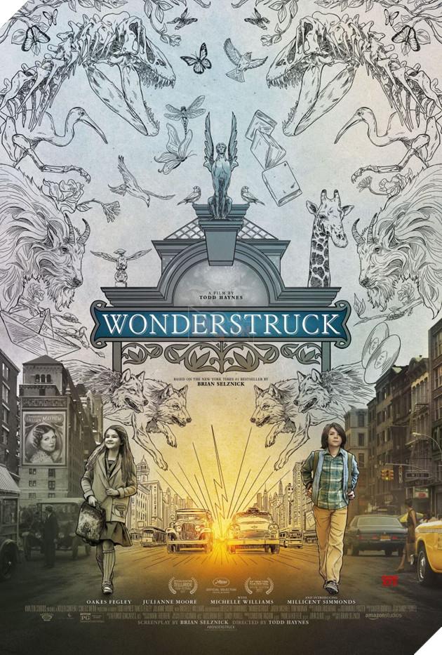 Wonderstruck - Tác phẩm màu nhiệm và đầy cảm xúc về thành phố New York