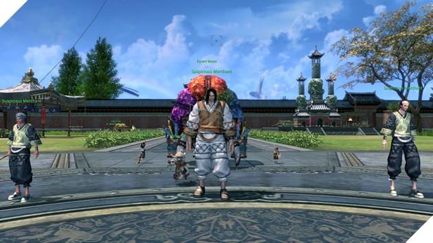BnS: Hướng dẫn chuỗi nhiệm vụ Làng Phong Niên Grand Harvest Square  3