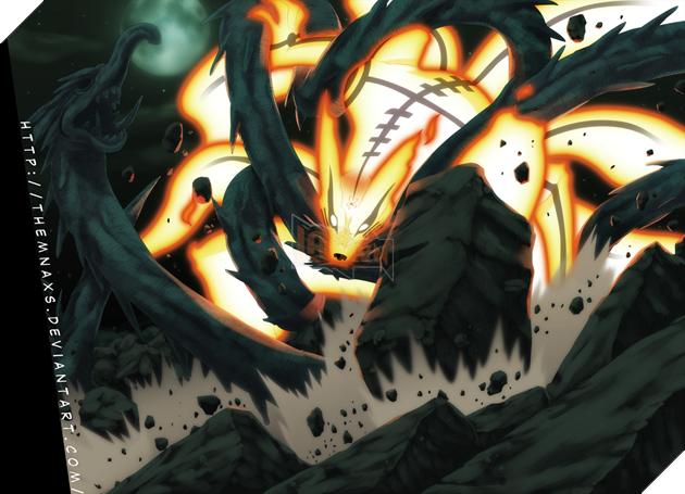 Những con rồng mạnh nhất từng xuất hiện trong Naruto, bạn nhớ được bao nhiêu? 10