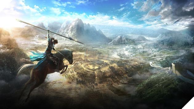 Để đi hết các bản đồ trong Dynasty Warriors 9, bạn sẽ phải mất 3 tiếng đồng hồ chỉ để nhấp nhổm trên lưng ngựa