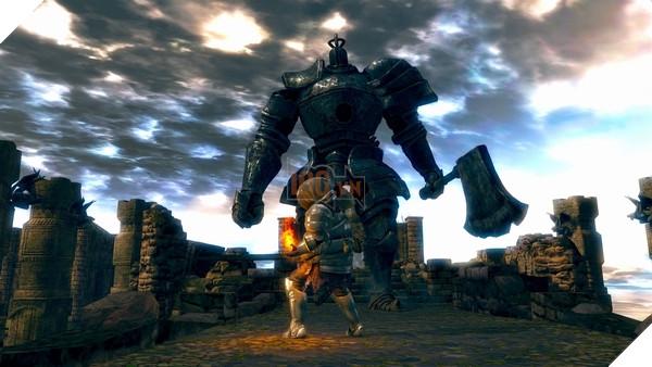 """Dù bao nhiêu năm có trôi qua,Dark Soulsvẫn là một trong những tựa game """"siêu khó"""""""