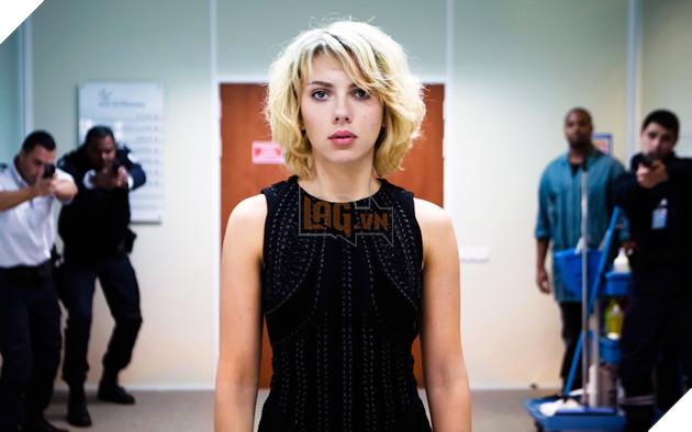 Phần 2 của Lucy : Đạo diễn Luc Besson đã hoàn tất kịch bản