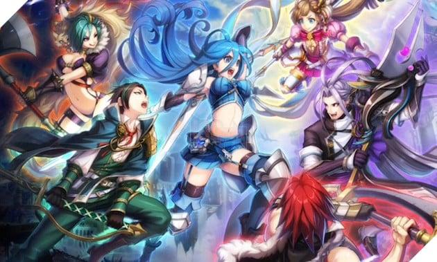 Tải ngay Crystal of Re:union - Game nhập vai lai chiến thuật cực đỉnh ra mắt tại ĐNÁ
